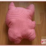 Cozy Kitty - die Rückseite