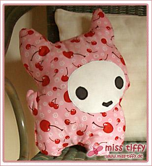 Cozy Kitty von Miss Tiffy - nach dem Schnittmuster von Amy Butler