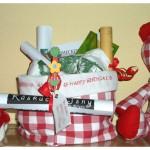 Happy Birthday! Stoffbeutel für Käsepackerl
