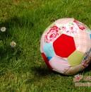 burda-Aktion: Ein Fußball für Afrika