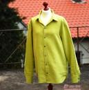 Leinenhemd in Grün für den binenstich-Gatten