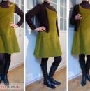 Kleid Simplicity 7373 Kleid