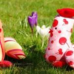 Spring Chicken - meine Frühlingshühnchen