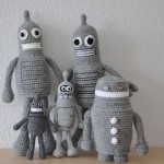 Roboter!!! Genial... © Crafty Missus D