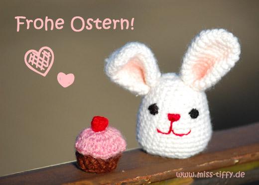 Der Osterhasi Wünscht Frohe Ostern Binenstich