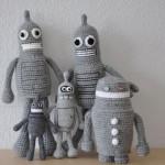 Ich bin ein großer Fan von diesen tollen Robotern!