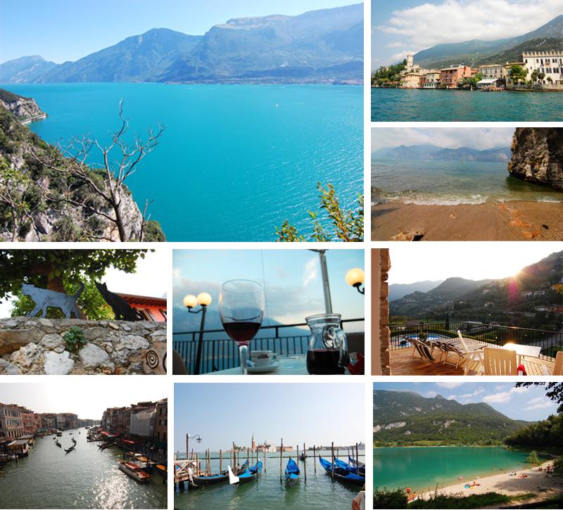 Italien, Aug 2010: Verona, Venezia, Lago di Garda
