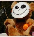 Halloween-Grusel-Teddy: Perfekte Halloween-Deko