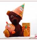 Eine Halloween-Party? Nicht ohne ihn: den Halloween-Party-Teddy