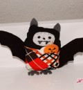 Gregory, die Vampirfledermaus - jetzt auch bei DaWanda!