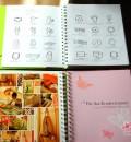 Inhalt: Übersichtliche Zeichnungen bei Lotta, bunte Fotos bei Amy