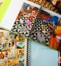 Unterschiedlich in Stil, Farbwahl und Ausführung: Nähen für Babys mit Lotta und Amy Butler
