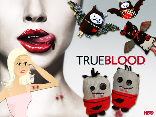 Motto-Nähen: Vampire, Blut und Fledermäuse als Filmkulisse