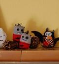 Boo - die Little Halloween-Friends haben sich versammelt...