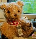 Viel Spaß im neuen Zuhause, kleiner Bär :-)
