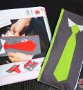 Aus dem Mymaki-Nähbuch: Die Krawattentasche