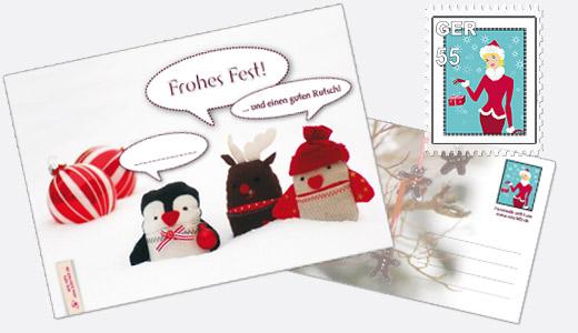 Frohes Fest - der Tiffy-Weihnachtsgruß!