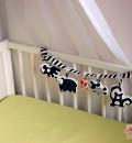 Die DiY-Variante der Cribside-Gallery von Wee Gallery :)