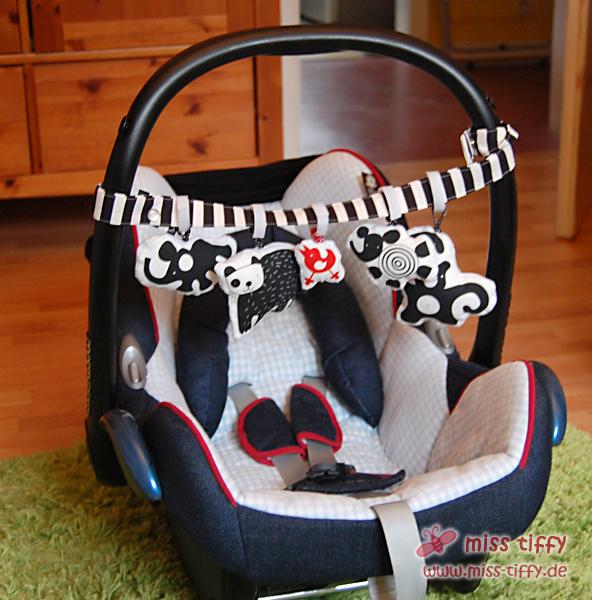 Babykram kontraste die diy variante einer cribside