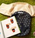 Auch das Tiffybaby mag den Pucksack :-)