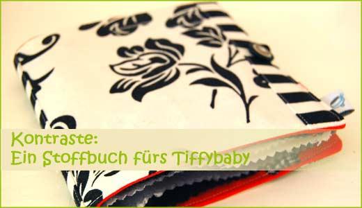 Ein Stoffbuch fürs Tiffybaby