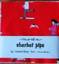 Endlich: Mein Sherbet-Pips-Charm-Pack :-)