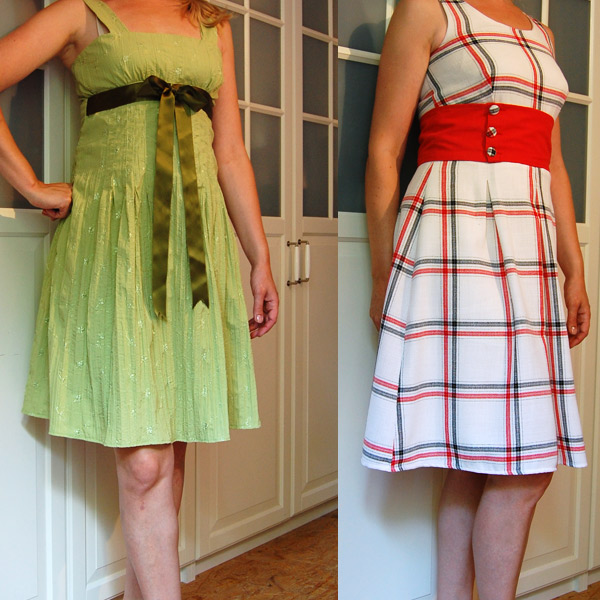 Schnittmuster kleid damen a linie kostenlos – Stilvolle Abendkleider ...