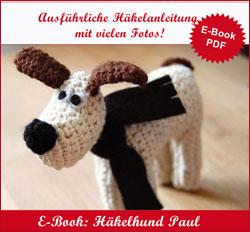 Anleitung für Häkelhund Paul