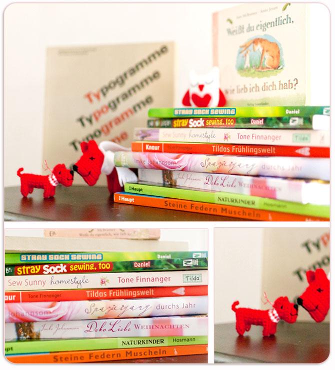 Inspirationen: Bücherlieblinge