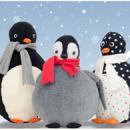 Pinguin nähen: Anleitung im Shop