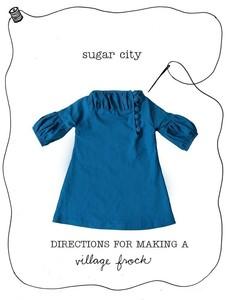 Village Frock von Sugar City