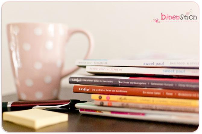 Inspirationen: Zeitschriften
