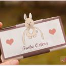 Freebie für Ostern: Schoko-Tafel-Wrapper