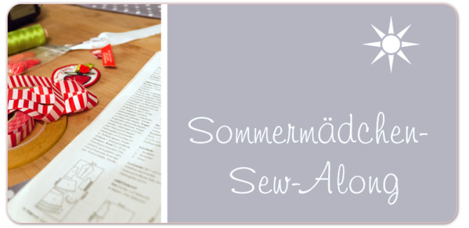 Sommermädchen-Sew-Along: Knip-Tunika