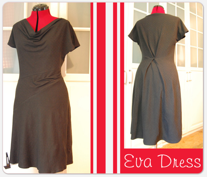 Eva Dress von Your Style Rocks | binenstich.de