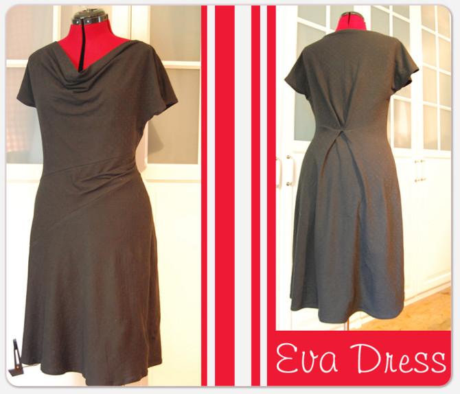 Eva Dress von Your Style Rocks | binenstich.de