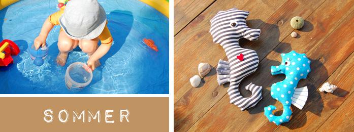 Sommer, Sonne, Seepferchen ♥ | binenstich.de