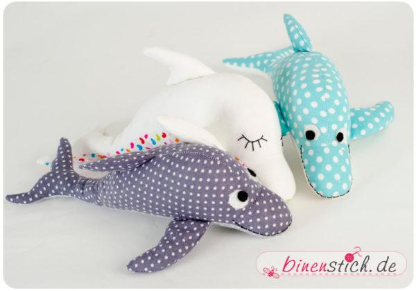 Delfin Nähanleitung
