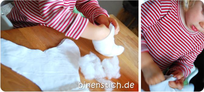 Kleine Hände für großen Delfin | binenstich.de