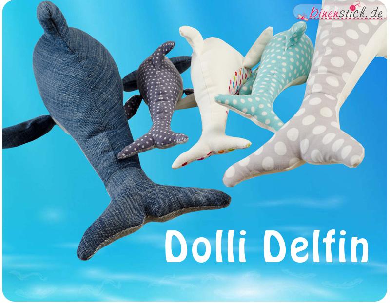 Vorschau: Dolli Delfin Anleitung | binenstich.de