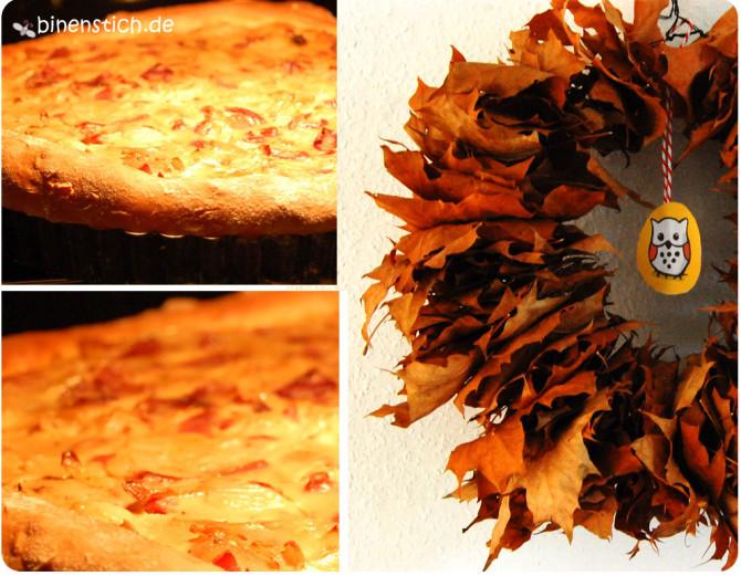 Herbst-Highlight: Zwiebelkuchen | binenstich.de