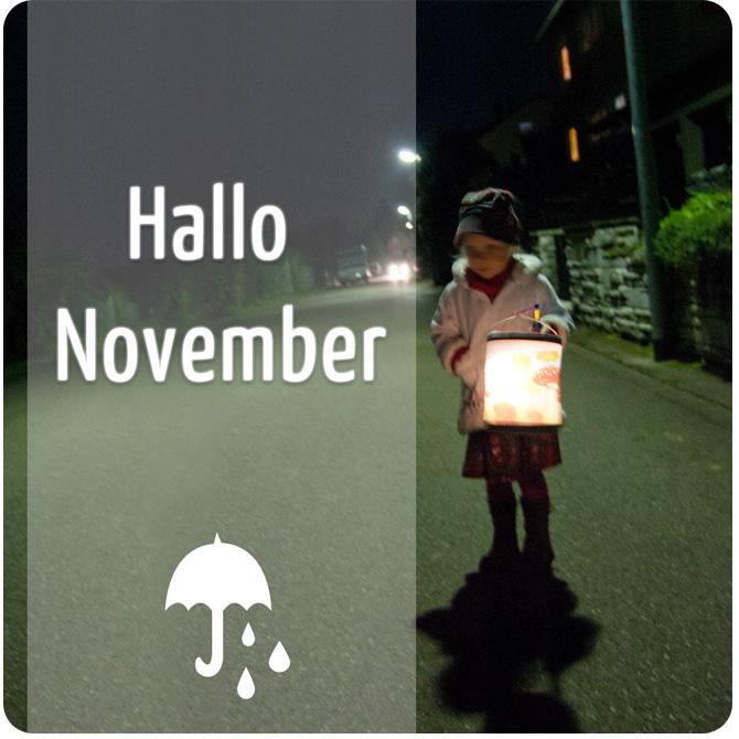 Hallo November!