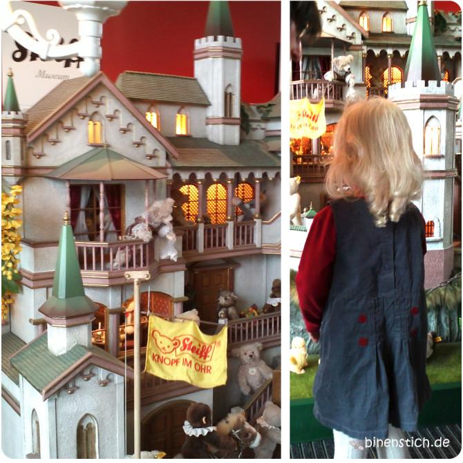 Im Steiff-Museum in Giengen | binenstich.de