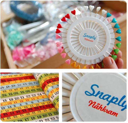 Wunderbares Überraschungs-Freu-Paket von Snaply!