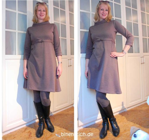 Kleid Coco (Tilly and the Buttons)   binenstich.de