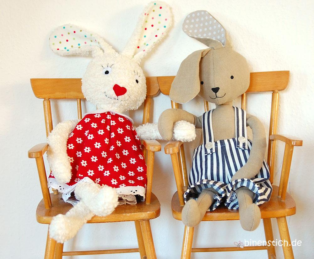 Enchanting Rabbit Nähmuster Images - Decke Stricken Muster ...