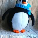 "Pelli Pinguin, genäht von Kristin, bluemchenswelt.blogspot.de, nach dem binenstich-E-Book ""Pelli Pinguin"" | binenstich.de"