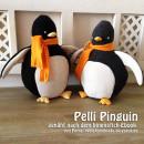 "Pelli Pinguin, genäht von Petra, pedishandmade.blogspot.de, nach dem binenstich-E-Book ""Pelli Pinguin"" | binenstich.de"