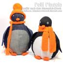 "Pelli Pinguin, genäht von Rebecca, jakasters-fotowelt.blogspot.de, nach dem binenstich-E-Book ""Pelli Pinguin"" | binenstich.de"