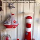 Segelboot & Leuchtturm, genäht von Olga | facebook: Nesttrieb-Atelier